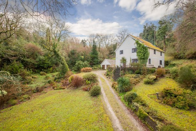 Thumbnail Detached house for sale in Pethybridge, Lustleigh, Newton Abbot