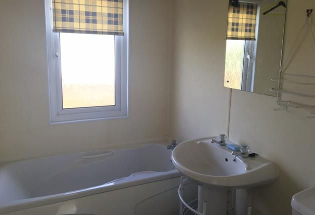 Bathroom of St Merryn Holiday Village, Padstow, Cornwall PL28