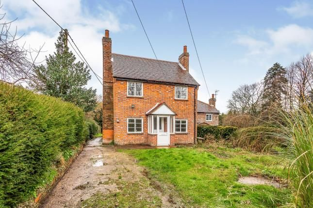 Thumbnail Detached house for sale in Ashford Hill, Thatcham, Hampshire