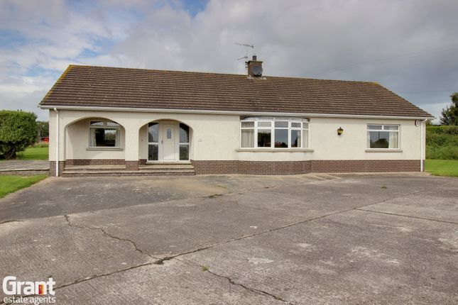 Thumbnail Detached bungalow for sale in Manse Road, Kircubbin