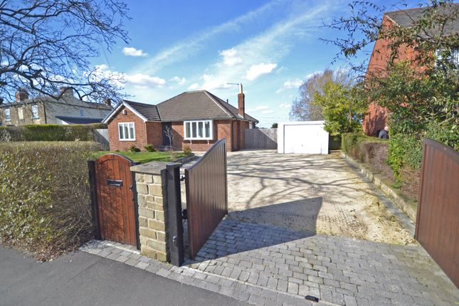 Thumbnail Detached bungalow for sale in Canal Lane, Lofthouse, Wakefield