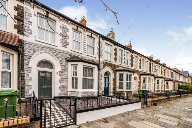 Thumbnail Terraced house for sale in Rawden Place, Cardiff