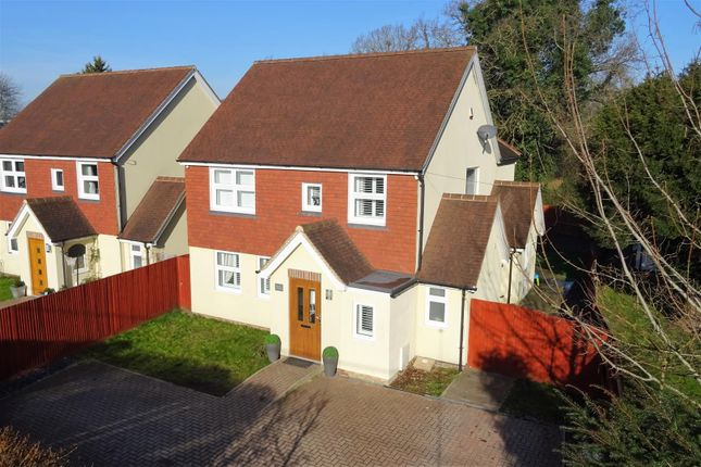 Thumbnail Detached house for sale in Tinsley Green, Crawley