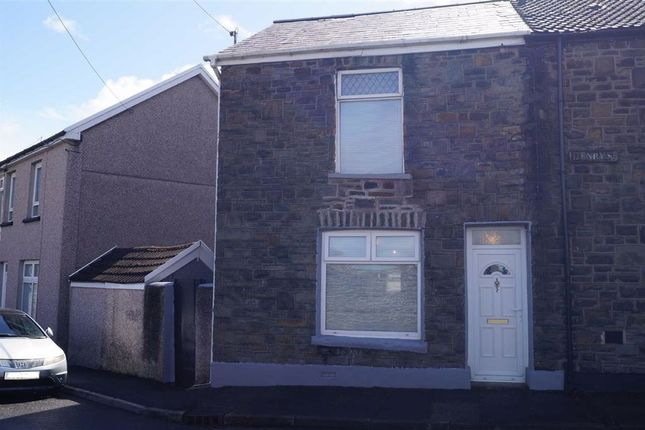 2 bed end terrace house for sale in Henry Street, Aberdare CF44