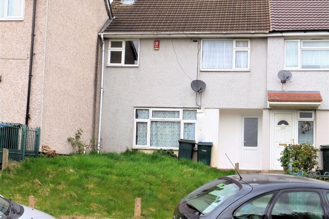 Thumbnail Terraced house to rent in Whitworth Avenue, Coventry