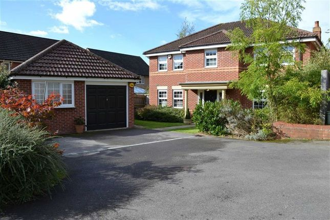 Thumbnail Detached house for sale in Huntingdon Gardens, Newbury, Berkshire