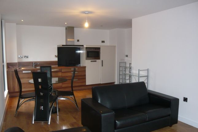 Thumbnail 2 bed flat to rent in Iquarter, Blonk Street, Sheffield