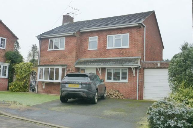 Thumbnail Detached house for sale in Barton Fields, Welford On Avon, Stratford-Upon-Avon