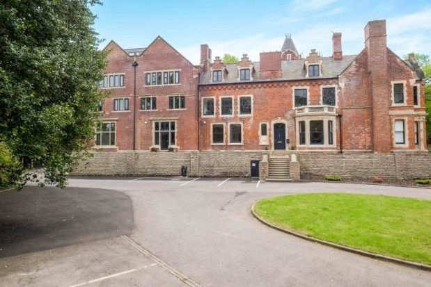 Thumbnail Flat to rent in Marlborough Hall, Mapperley Park