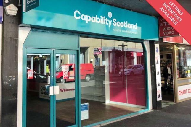 Thumbnail Retail premises to let in Scott Street, Perth
