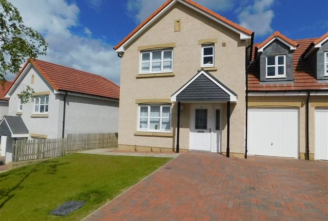 Thumbnail Semi-detached house to rent in Charles Sneddon Avenue, Bo'ness, Bo'ness