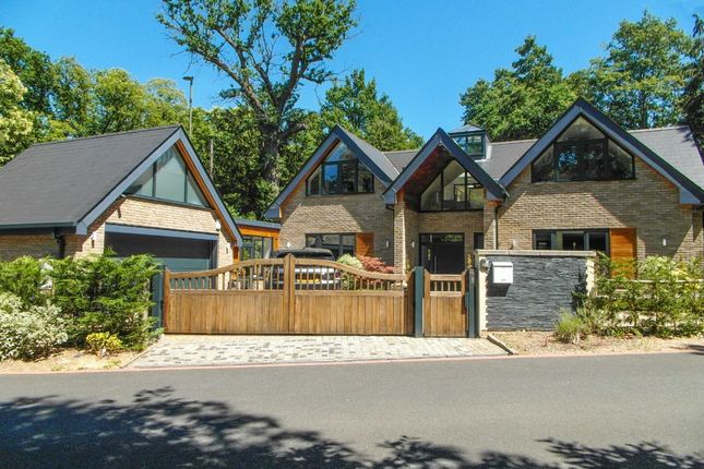 Thumbnail Shared accommodation to rent in Meadow Road, Wentworth, Virginia Water