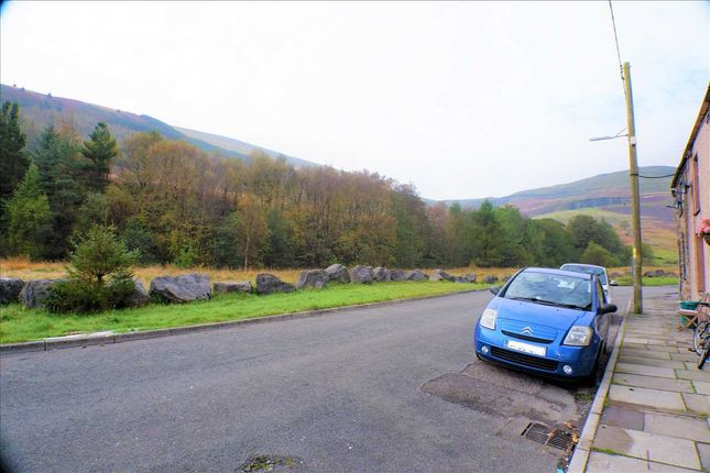 Exterior of Railway Terrace, Cwmparc, Treorchy CF42