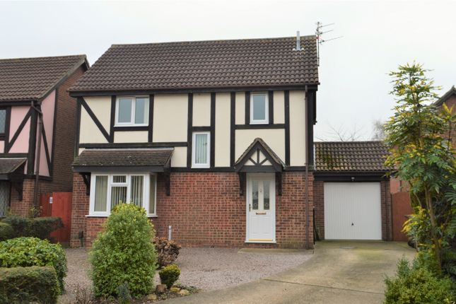 3 bed detached house for sale in Campbell Drive, Gunthorpe