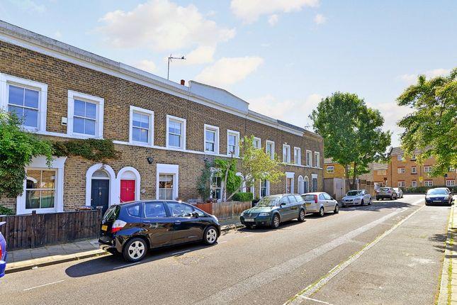 Thumbnail Terraced house for sale in Balcorne Street, London