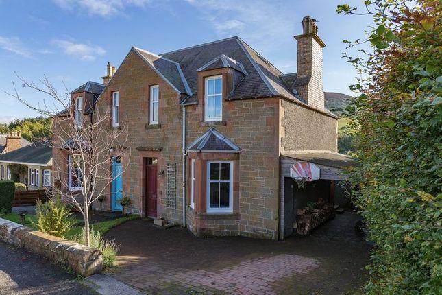 Thumbnail Semi-detached house for sale in Douglas Road, Melrose