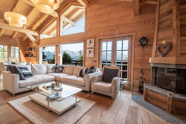 Thumbnail Property for sale in Chalet Nicande, Nendaz, Valais, Switzerland