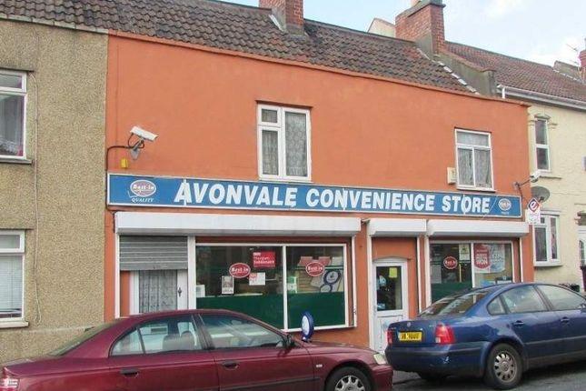 Thumbnail Retail premises for sale in 80-82 Avonvale Road, Bristol