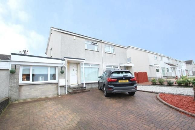Thumbnail Semi-detached house for sale in Cunningham Drive, Kilmarnock, East Ayrshire