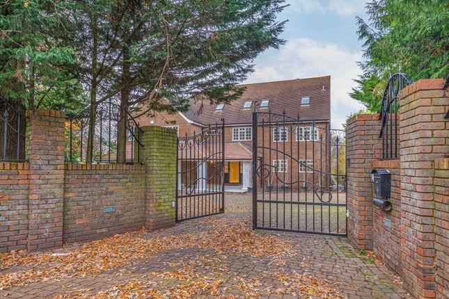 Thumbnail Detached house to rent in Marsh Lane, London