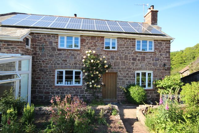 Thumbnail Farmhouse to rent in Dunster, Minehead