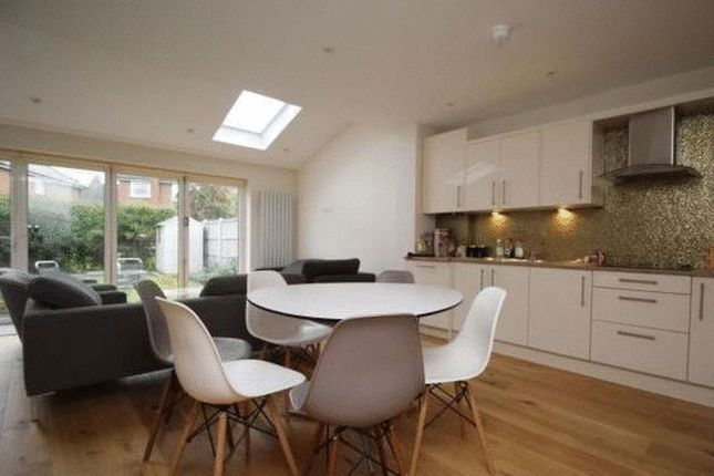 Thumbnail Terraced house to rent in The Crescent, Egham