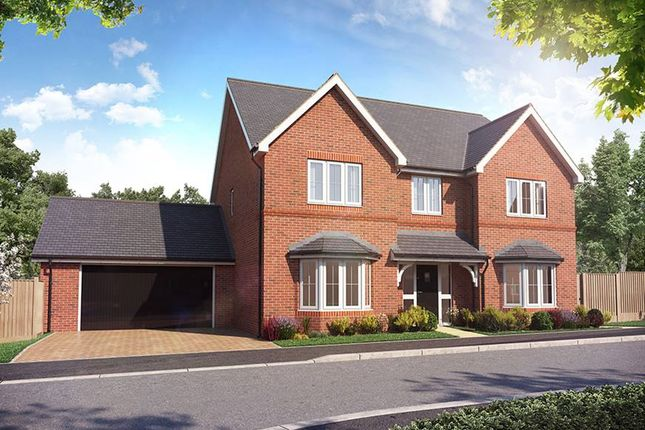 """Thumbnail Detached house for sale in """"The Solville"""" at Weston Road, Aston Clinton, Aylesbury"""
