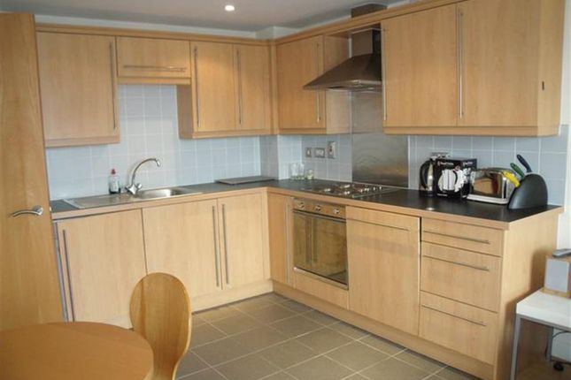 Thumbnail Flat to rent in Velocity East, 4 City Walk, Leeds