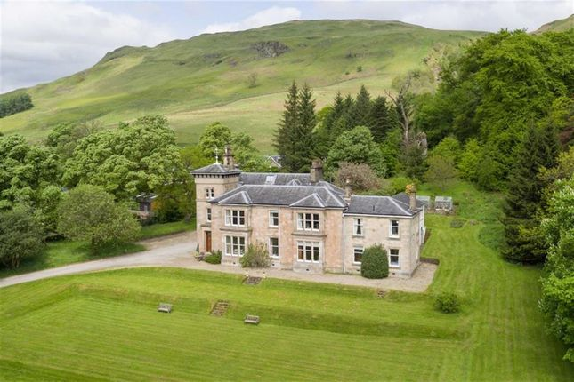 Thumbnail Flat for sale in Strathblane, Glasgow