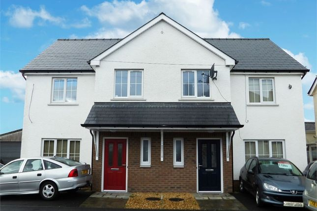 Thumbnail Semi-detached house for sale in Llanybydder, Llanybydder, Carmarthenshire