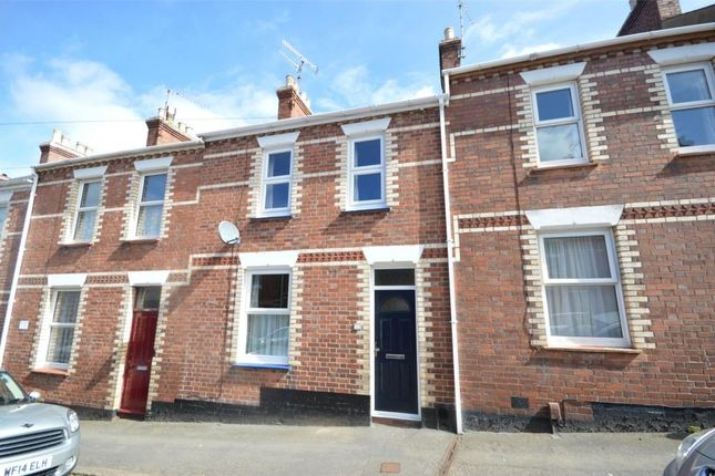 Thumbnail Terraced house for sale in May Street, Mount Pleasant, Exeter, Devon