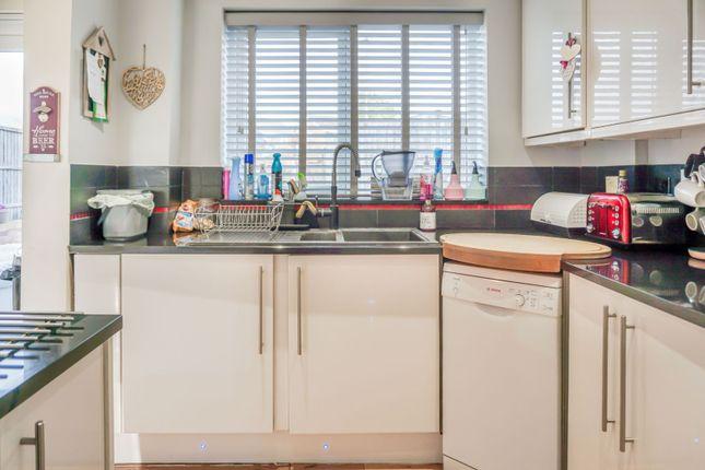 Kitchen of Merlin Way, Chipping Sodbury, Bristol BS37