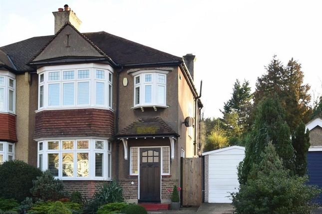 Thumbnail Semi-detached house for sale in Valley Walk, Shirley, Croydon, Surrey