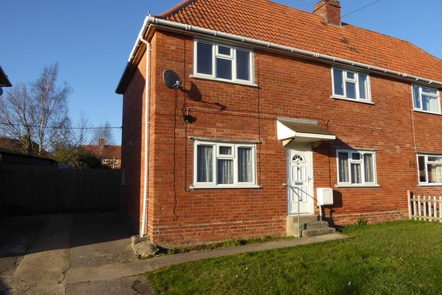 Thumbnail Semi-detached house to rent in Westfield Crescent, Yeovil