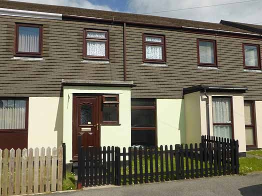 Thumbnail Terraced house to rent in Bosmeor Park, Illogan Highway, Redruth