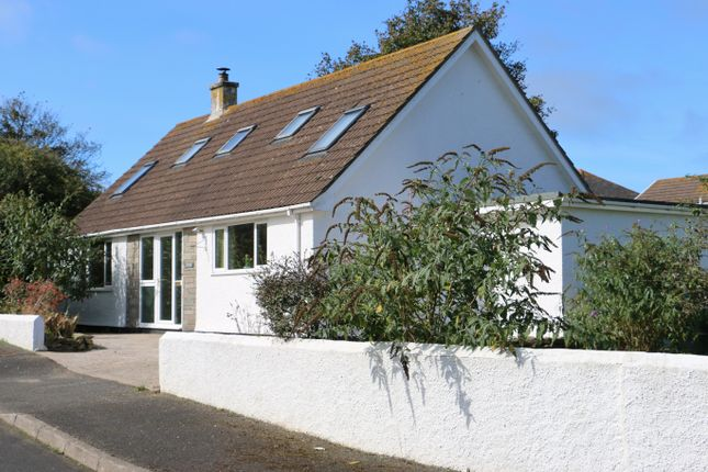 Thumbnail Detached house for sale in Tredrizzick Close, St Minver