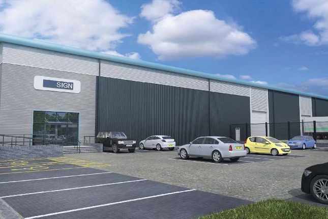 Thumbnail Industrial for sale in Wharf Approach, Anchor Brook Industrial Park, Aldridge, Walsall