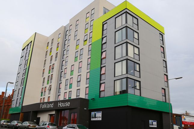 Flat for sale in 20 Falkland Street, Liverpool