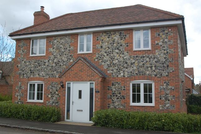 Thumbnail Detached house to rent in Church Lane, Bledlow Ridge, High Wycombe