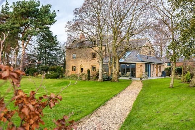 Thumbnail Equestrian property for sale in Bescar Lane, Scarisbrick, Ormskirk