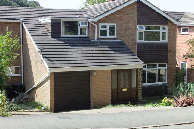 Thumbnail Detached house for sale in Springfield Avenue, Market Bosworth, Nuneaton