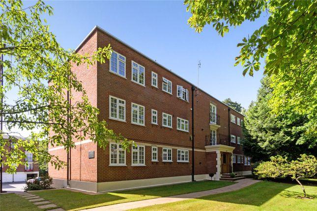 Flat for sale in Regents Court, St. Georges Avenue, Weybridge, Surrey