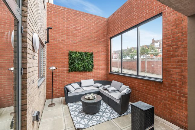 Thumbnail Flat for sale in Plot 5, Ruby Mews, Lily Way, Broomfield Road, London