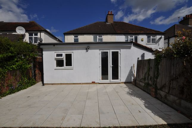 Thumbnail Semi-detached house to rent in Aldershot Road, Guildford, Surrey