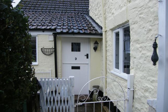 Thumbnail Cottage to rent in 9 Grove Place, Manor Road, Alcombe, Minehead