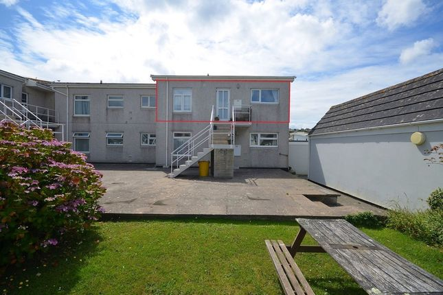 Thumbnail Flat for sale in Josephs Court, Perranporth