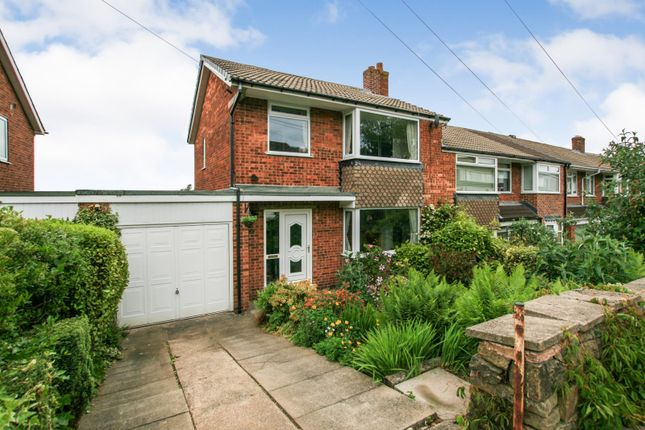 Semi-detached house for sale in Lundy Road, Dronfield, Derbyshire