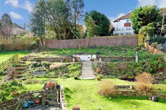 Rear Garden of Valley Drive, Withdean, Brighton, East Sussex BN1