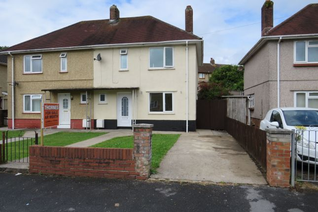 2 bed semi-detached house for sale in Dylan, Bryn, Llanelli SA14