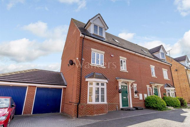 Thumbnail Semi-detached house for sale in Taylor Way, Great Baddow, Chelmsford